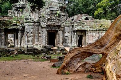 Tha Phrom Temple, Siem Reap, Cambodia (3)