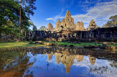 The Bayon Reflections 2, Siem Reap, Cambodia