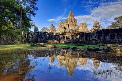 The Bayon Reflections 2, Siem Reap, Cambodia