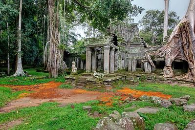 Preah Khan, Siem Reap, Cambodia (5)