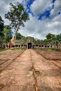 Preah Khan, Siem Reap, Cambodia (4)