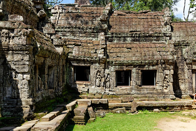 Tha Phrom Temple, Siem Reap, Cambodia (2)