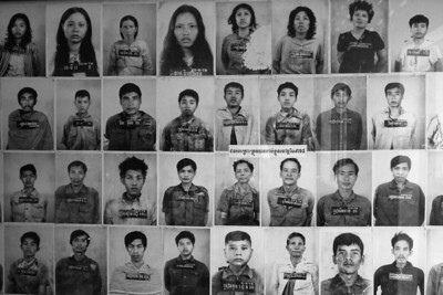Toul Sleng Museum Inmates #4