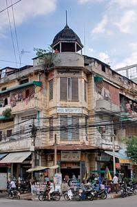 (Former) Hotel International,  Phnom Penh,  Cambodia