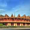 Chaktomuk Conference Hall & Theatre, Phnom Penh, Cambodia