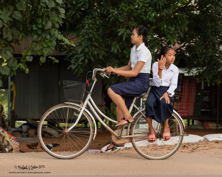 Chong Khneas, Cambodian Fishing Village-3570