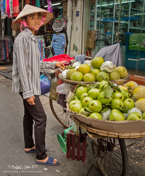 Saigon Street Vender-7276