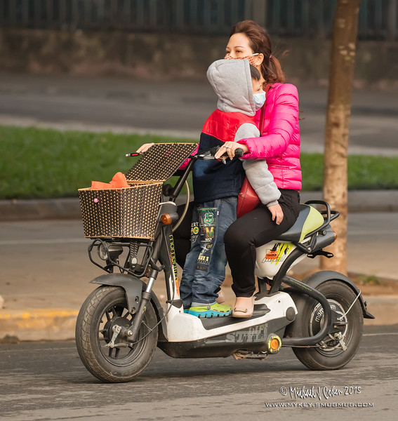 Motorbike Transport, Kid-7036