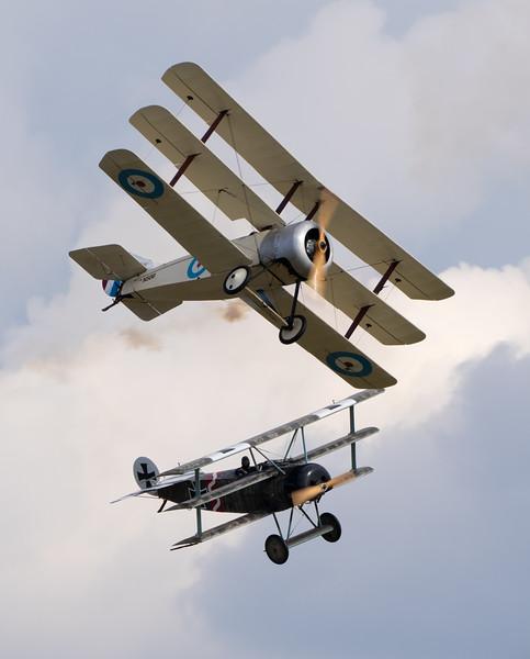 Duxford Air Museum, Cambridgeshire