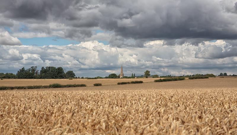 St James Church, Spaldwick, Cambridgeshire