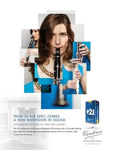 V21 Ad Concept