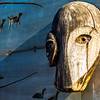"A metal mural adorns the side of a building at UAF's Northwest Campus in Nome.  <div class=""ss-paypal-button"">Filename: CAM-16-4865-101.jpg</div><div class=""ss-paypal-button-end""></div>"