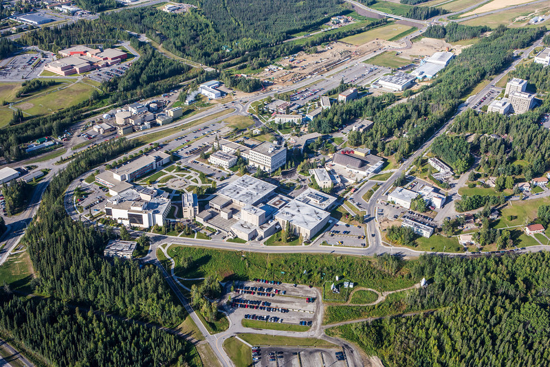"The UAF campus sits on a hill near the west end of Fairbanks.  <div class=""ss-paypal-button"">Filename: CAM-12-3497-545.jpg</div><div class=""ss-paypal-button-end"" style=""""></div>"
