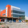 """The new Life Sciences Building is under construction on UAF's West Ridge.  <div class=""""ss-paypal-button"""">Filename: CAM-12-3493-15.jpg</div><div class=""""ss-paypal-button-end"""" style=""""""""></div>"""