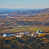 "An aerial view of the Fairbanks campus looking southwest with Mt. McKinley visible on the horizon.  <div class=""ss-paypal-button"">Filename: CAM-10-2870-141.jpg</div><div class=""ss-paypal-button-end"" style=""""></div>"