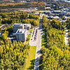 "An aerial view above Yukon Drive on the UAF campus looking east toward Fairbanks at about 11:25 a.m. on Sept. 10, 2016.  <div class=""ss-paypal-button"">Filename: CAM-16-4992-125.jpg</div><div class=""ss-paypal-button-end""></div>"
