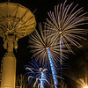"Fireworks illuminate the Alaska Satellite Facility's 11-meter antenna on West Ridge during the annual New Year's Eve Sparktacular.  <div class=""ss-paypal-button"">Filename: CAM-13-4028-52.jpg</div><div class=""ss-paypal-button-end""></div>"