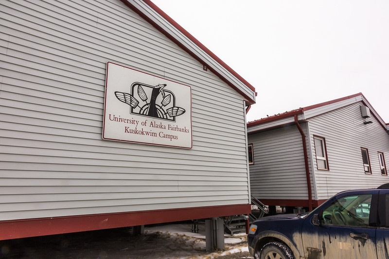 """The Kuskokwim Campus in Bethel is the largest of UAF's four rural campuses and home to Sackett Hall, the only rural residence hall.  <div class=""""ss-paypal-button"""">Filename: CAM-16-4859-191.jpg</div><div class=""""ss-paypal-button-end""""></div>"""