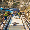 """Construction workers complete upgrades to a new underground utilidor on the Fairbanks campus in the summer of 2012.  <div class=""""ss-paypal-button"""">Filename: CAM-12-3491-03.jpg</div><div class=""""ss-paypal-button-end"""" style=""""""""></div>"""
