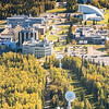 "An aerial view of UAF's West Ridge looking east at about 11:25 a.m. on Sept. 10, 2016.  <div class=""ss-paypal-button"">Filename: CAM-16-4992-112.jpg</div><div class=""ss-paypal-button-end""></div>"