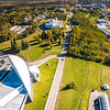 "An aerial view above Yukon Drive on the UAF campus looking east toward Fairbanks at about 11:25 a.m. on Sept. 10, 2016.  <div class=""ss-paypal-button"">Filename: CAM-16-4992-119.jpg</div><div class=""ss-paypal-button-end""></div>"