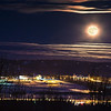 """A full moon rises over the UAF campus in late December.  <div class=""""ss-paypal-button"""">Filename: CAM-12-3686-comp.jpg</div><div class=""""ss-paypal-button-end"""" style=""""""""></div>"""