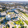 "An aerial view above the UAF campus looking east toward Fairbanks at about 11:25 a.m. on Sept. 10, 2016.  <div class=""ss-paypal-button"">Filename: CAM-16-4992-132.jpg</div><div class=""ss-paypal-button-end""></div>"