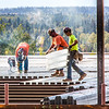 "Construction works make progress on the Wood Center addition during the first day of the fall 2013 semester on the Fairbanks campus.  <div class=""ss-paypal-button"">Filename: CAM-13-3928-15.jpg</div><div class=""ss-paypal-button-end"" style=""""></div>"