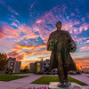 "A beautiful sunrise greets students and employees as they arrive on campus Friday, Sept. 13.  <div class=""ss-paypal-button"">Filename: CAM-13-3941-11.jpg</div><div class=""ss-paypal-button-end"" style=""""></div>"