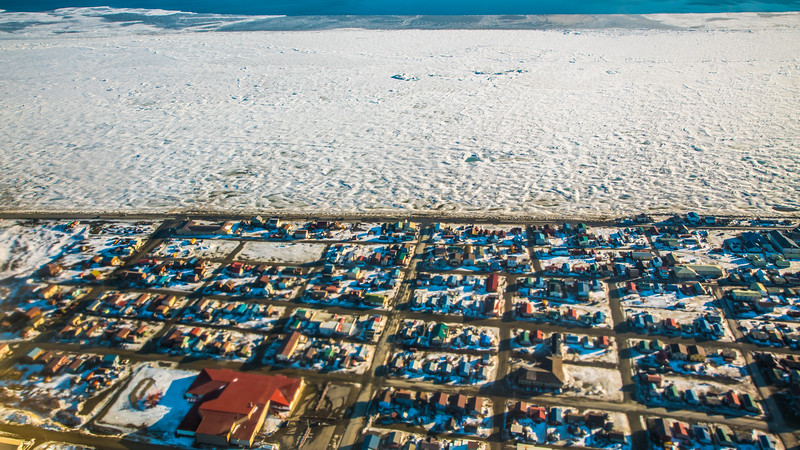 """The hub community of Nome, on the banks of Norton Sound on Alaska's Seward Peninsula, is home to UAF's Northwest Campus.  <div class=""""ss-paypal-button"""">Filename: CAM-16-4865-276.jpg</div><div class=""""ss-paypal-button-end""""></div>"""