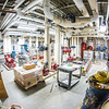 """The utility room of the new Murie natural science building on UAF's West Ridge nears completion a couple of months before its opening.  <div class=""""ss-paypal-button"""">Filename: CAM-13-3789-52.jpg</div><div class=""""ss-paypal-button-end"""" style=""""""""></div>"""