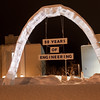 "The 2012 ice arch stands temporarily lit up in Cornerstone Plaza.  <div class=""ss-paypal-button"">Filename: CAM-12-3320-20.jpg</div><div class=""ss-paypal-button-end"" style=""""></div>"