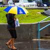 "A number of consecutive rainy days brought out a variety of umbrellas on the Fairbanks campus in August 2015.  <div class=""ss-paypal-button"">Filename: CAM-15-4627-91.jpg</div><div class=""ss-paypal-button-end""></div>"