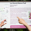 "The Les Viereck Nature Trail marker was recently unveiled during a dedication ceremony.  <div class=""ss-paypal-button"">Filename: CAM-12-3435-62.jpg</div><div class=""ss-paypal-button-end"" style=""""></div>"