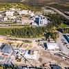"An aerial view showing UAF's new combined heat and power plant being built adjacent to the existing unit that's been in service since the 1960s.  <div class=""ss-paypal-button"">Filename: CAM-16-4992-139.jpg</div><div class=""ss-paypal-button-end""></div>"