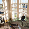 "A students walks to the second floor of the Akasofu building on an October afternoon.  <div class=""ss-paypal-button"">Filename: CAM-12-3587-23.jpg</div><div class=""ss-paypal-button-end"" style=""""></div>"