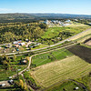 "An aerial view of UAF looking east toward Fairbanks at about 11:15 a.m. on Sept. 10, 2016. The experiment farm operated by the School of Natural Resources and Extension is featured in the lower left of this photo.  <div class=""ss-paypal-button"">Filename: CAM-16-4992-008.jpg</div><div class=""ss-paypal-button-end""></div>"
