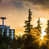 "The sun sets over the Fairbanks campus on August 8, 2016.  <div class=""ss-paypal-button"">Filename: CAM-16-4949-51.jpg</div><div class=""ss-paypal-button-end""></div>"