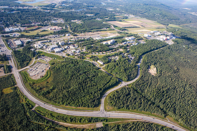 "The UAF campus sits on a hill near the west end of Fairbanks.  <div class=""ss-paypal-button"">Filename: CAM-12-3497-476.jpg</div><div class=""ss-paypal-button-end"" style=""""></div>"
