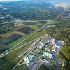 "An aerial view of UAF's West Ridge taken Sept. 6, 2013.  <div class=""ss-paypal-button"">Filename: CAM-13-3929-16.jpg</div><div class=""ss-paypal-button-end""></div>"