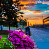 "A beautiful sunrise greets students and employees as they arrive on campus Friday, Sept. 13.  <div class=""ss-paypal-button"">Filename: CAM-13-3941-24.jpg</div><div class=""ss-paypal-button-end"" style=""""></div>"