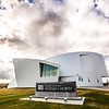 "The University of Alaska Museum of the North contrasts against a dramatic sky on a nice evening in early May.  <div class=""ss-paypal-button"">Filename: CAM-14-4185-29.jpg</div><div class=""ss-paypal-button-end"" style=""""></div>"