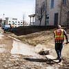 """Facilities Services grounds crew clear winter debris on campus.  <div class=""""ss-paypal-button"""">Filename: CAM-13-3833-1.jpg</div><div class=""""ss-paypal-button-end"""" style=""""""""></div>"""