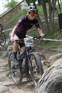 Mireille Larose Gingras (QC) Equipe du Quebec : Velo Cartel X BL