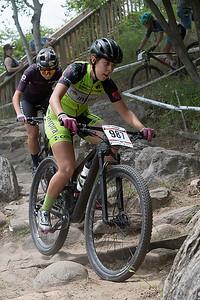 Fatima Anahi Hijar Marin (Mex) Inspira Castel Cemix Cycling Team
