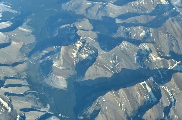 Nikanassin  Range, Alberta, Canada;