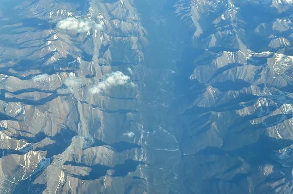 Nikanassin Range, Medicine Tent River Valley, Alberta, Canada;