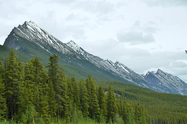 Endless Ridge, Jasper NP, Alberta; , Canada