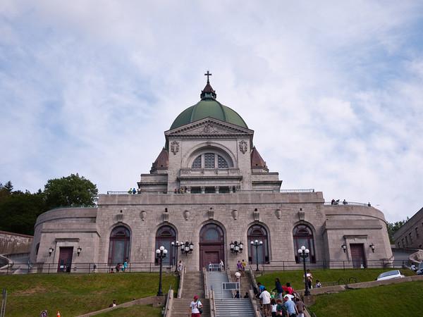 Oratoire Saint-Joseph du Mont-Royal (St. Joseph's Oratory)