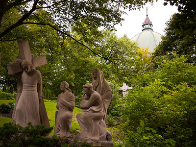 Gardens of St. Joseph's Oratory